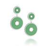 Colby Earrings - Sterling Silver