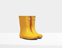 Original Kids First Classic Rain Boots - Gloss Yellow