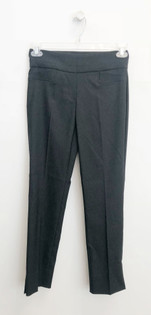 Cigarette Ankle Pant - Carbon