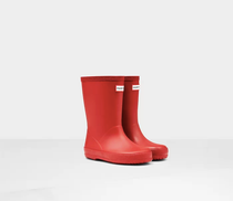 Original Kids First Classic Rain Boots - Military Red