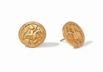 Coin Stud - Gold