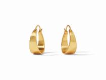 Poppy Hoop - Gold - Small