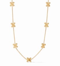 SoHo Delicate Station Necklace - Gold