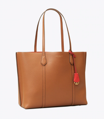 Perry Triple Compartment Tote - Light Umber -Please call 540-368-2111 to purchase!