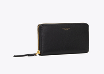 Perry Zip Continental Wallet - Black -Please call 540-368-2111 to purchase!