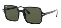 RB1973 Square II - Black / Green