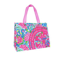 Market Carryall - Bunny Business