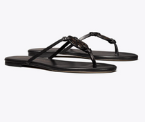 Miller Knotted Sandal- Perfect Black