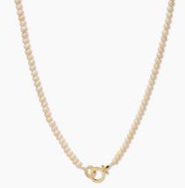 Parker Gem Necklace- Natural Agate