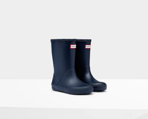 Original Kids First Classic Rain Boots - Matte Navy