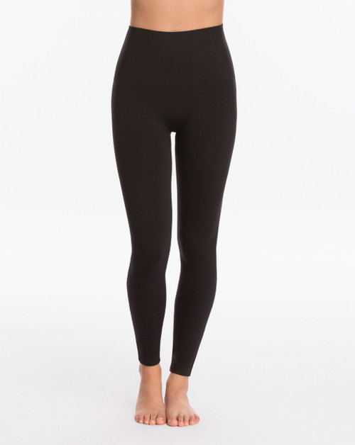 Look At Me Now Legging - Black Faux