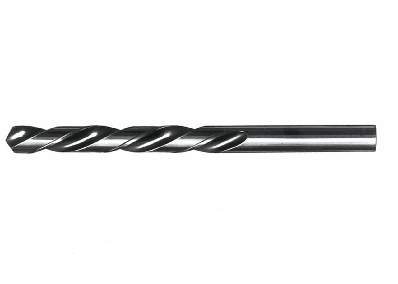 "Fractional 1/8"" Left-Hand Jobbers Length Drill Bit"