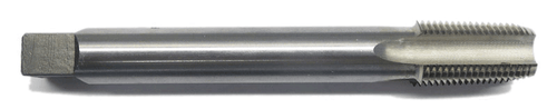 "NPTF HS Steel 3/8 x 12"", Extension Pipe Tap"