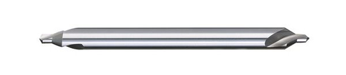 """Combined Drill and Countersink 6"""" Length, H.S., Size 6, 60 Degrees"""