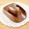 Chocolate Cowboy Hat Jumbo