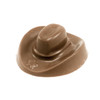 Chocolate Cowboy Hat