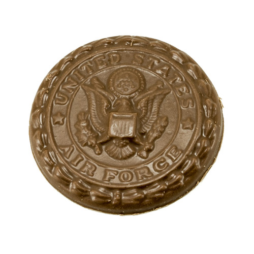 Armed Forces Chocolate Medallions