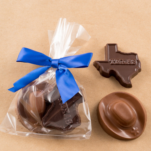 Texas Two Step Chocolate Bag