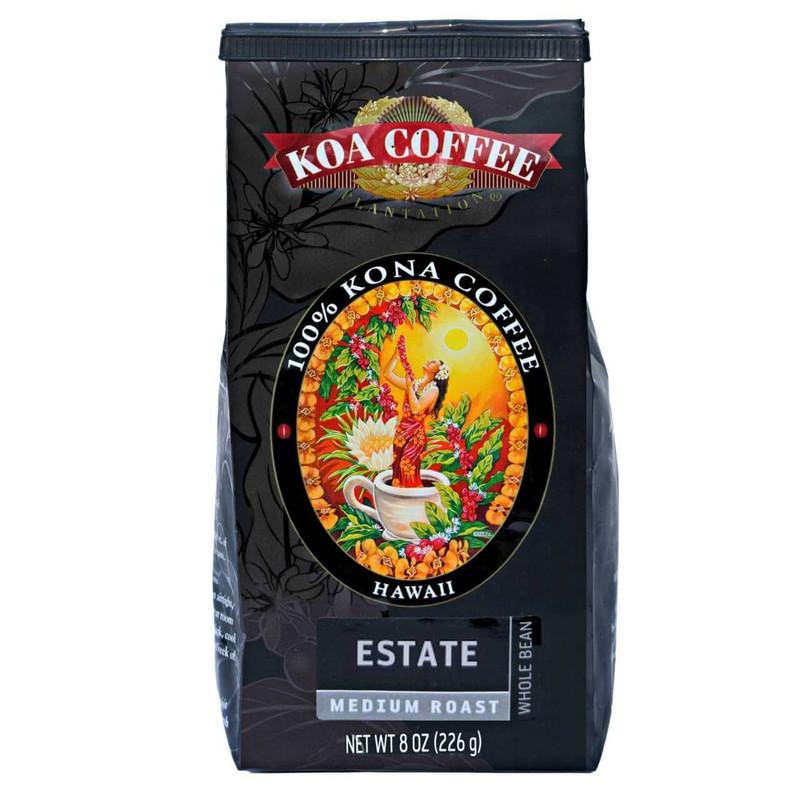 Koa coffee is a classic in any Hawaiian gift basket