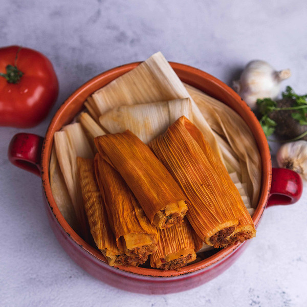 The Holiday Gift Pack of Gourmet Tamales