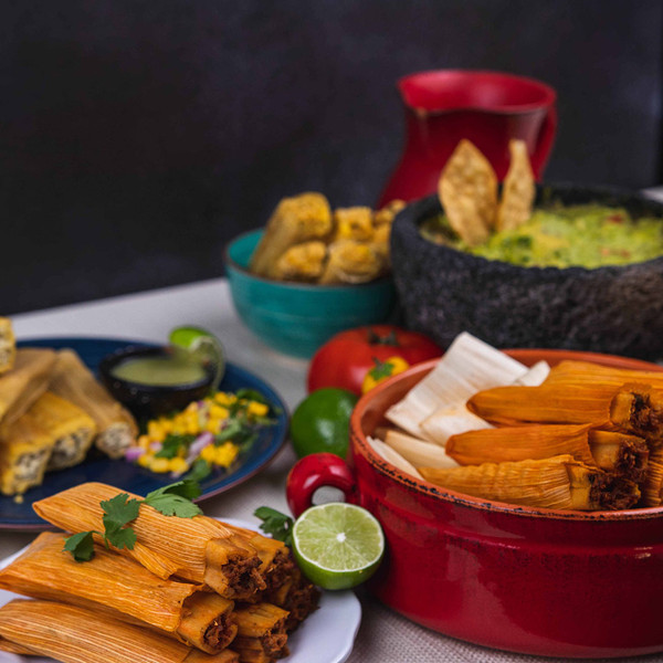 Tailgater Combo of Gourmet Tamales