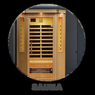 Spring Sale - Sauna
