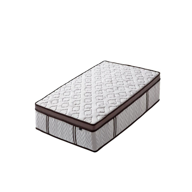 Luxo Selene Euro Top Pocket Spring Latex Mattress-Single