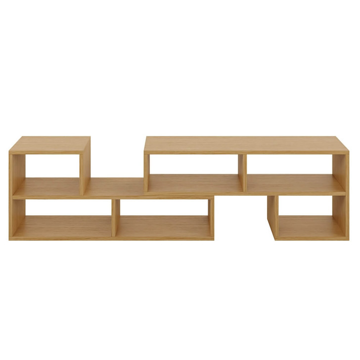 Hailey Multifunctional Modular  Entertainment Unit-Natural