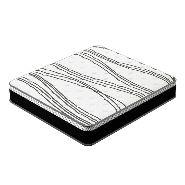 Hecate 24.5 cm Medium Soft Euro Top Mattress
