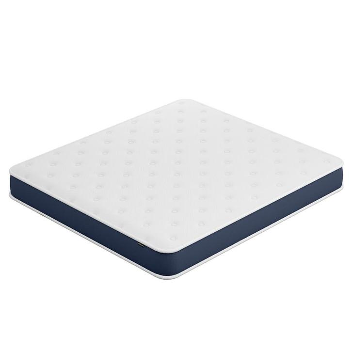 Circe 23cm Firm Bonnell Memory Foam Mattress - King