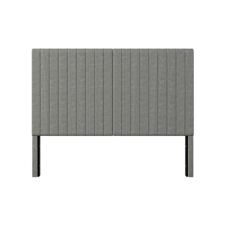 Zebiana Bed Headboard - Grey