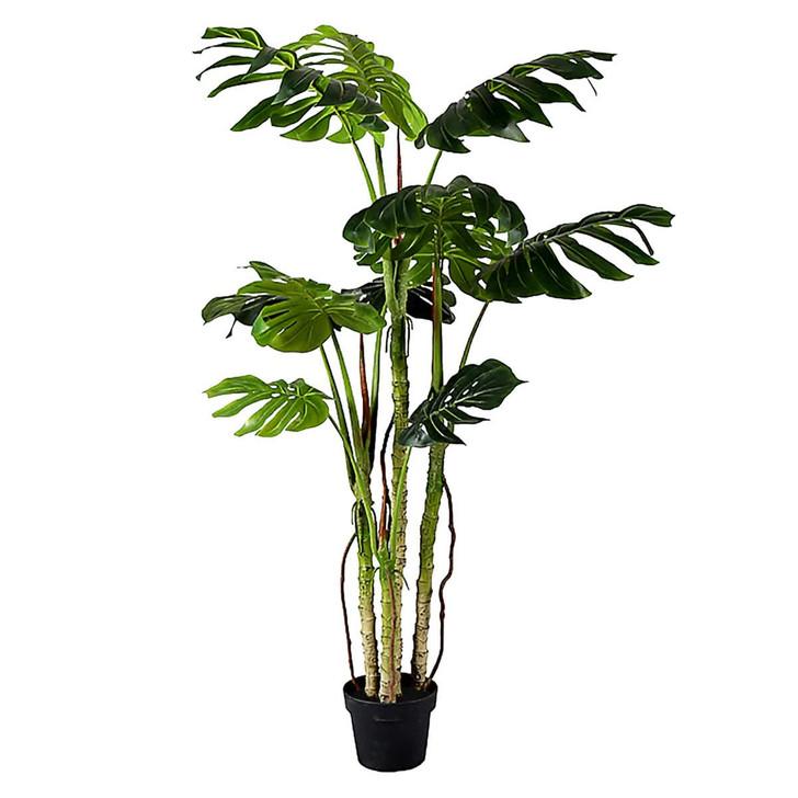 150cm Potted Monstera Artificial Plant