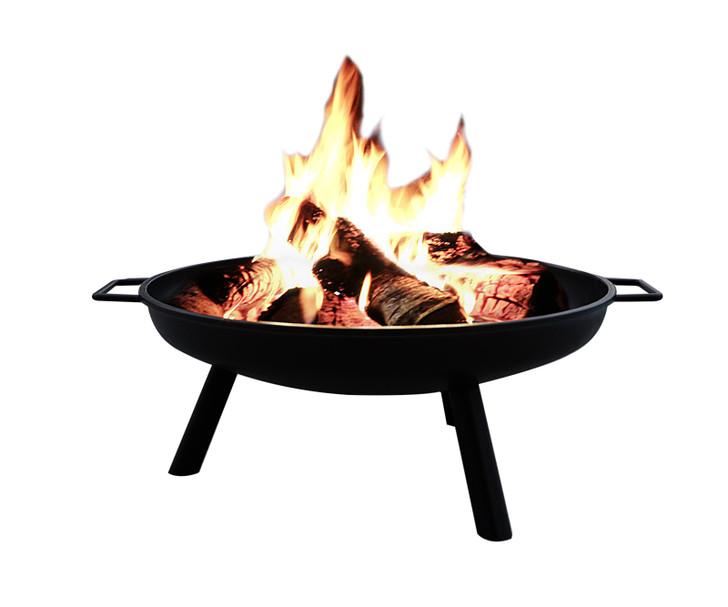 Sarah 90cm Steel Outdoor Fire Pit