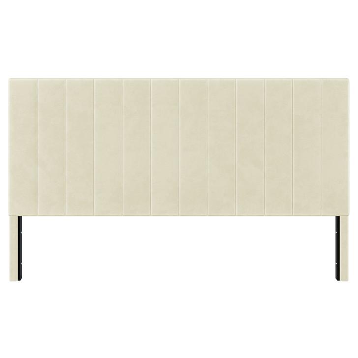Jovian Bed Headboard - Cream