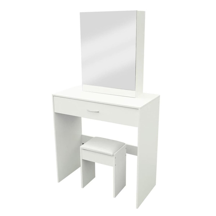 Victoria Dressing Table with Sliding Mirror