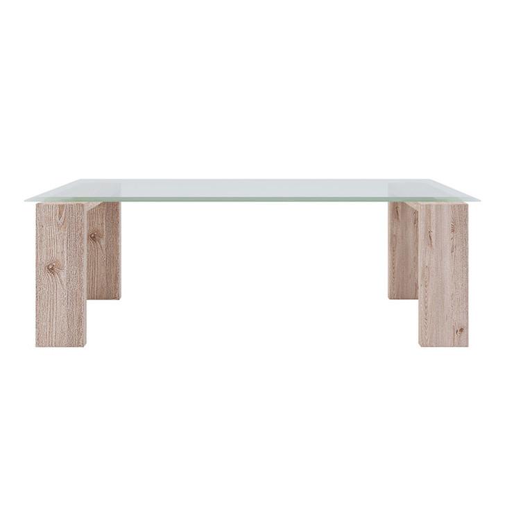 Tomo 120cm Glass Coffee Table