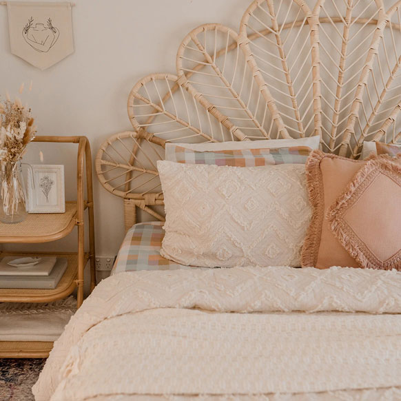 The Rattan Collection Background