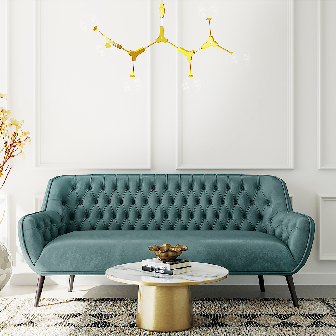 Luxo Living New Designer Sofa Range