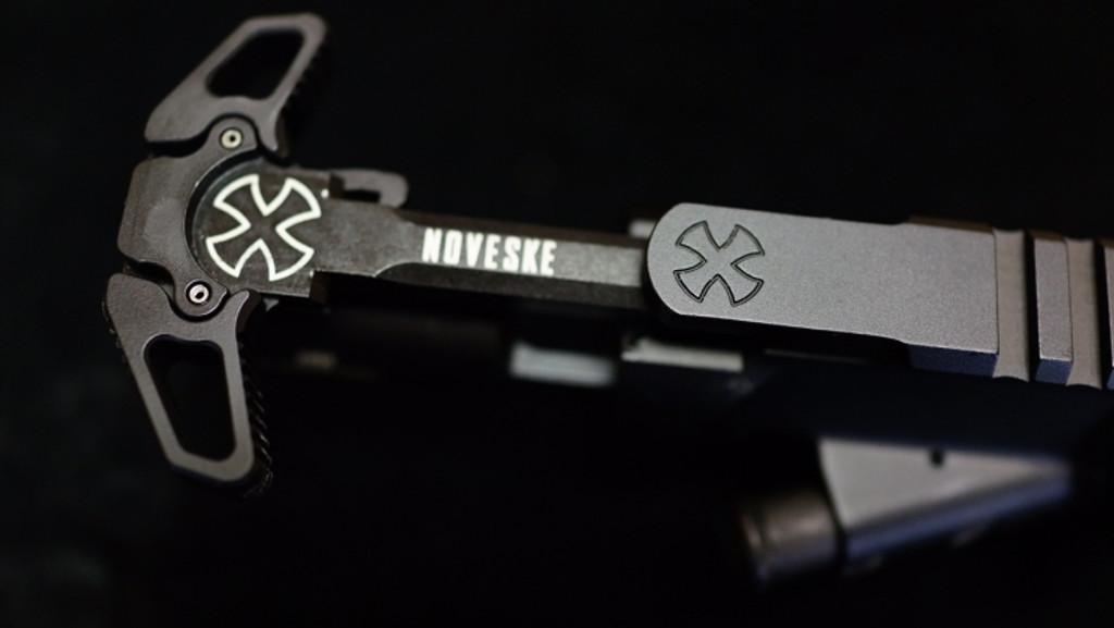 """Noveske Complete Upper 14.5"""" SS Keymod Surefire Brake"""