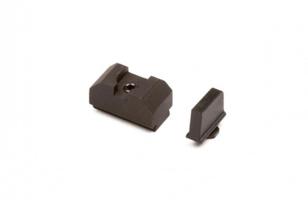 ZEV Technologies Sight Set, .300 Co Witness Black/Black
