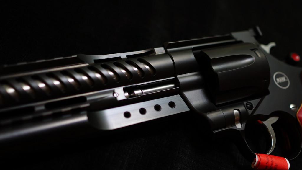 Korth NXR Revolver 44MAG