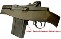 Sadlak M14 Mag Release Latch (Foreign 4mm Pin)