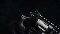 Korth National Standard Super Sport ALX 357 Mag Hogue Grip