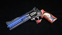 Korth  SuperSport ALX Blue 357MAG