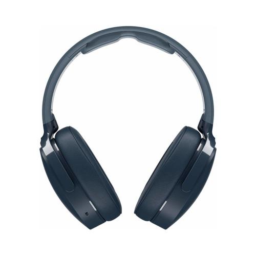 Hesh 3 over ear wireless headphones by skullcandy blue