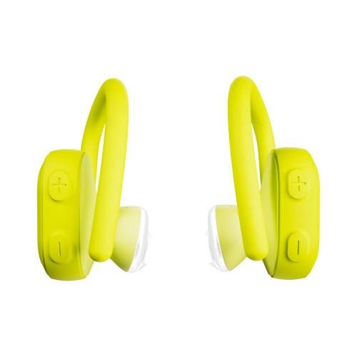 Push Ultra True Wireless Earbuds Yellow