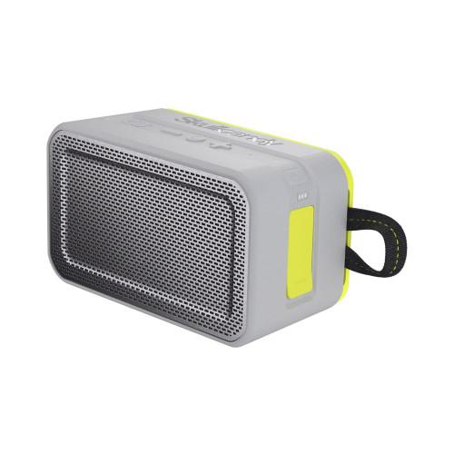 Barricade XL Gray Lime BT Portable Bluetooth Speaker by skullcandy