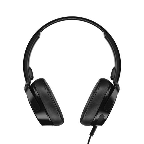 Skullcandy Riff Wired Black Headphones