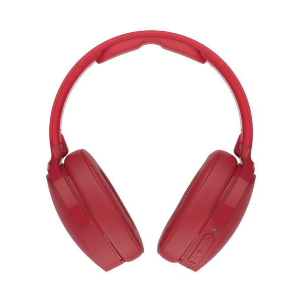 Hesh 3 over ear wireless headphones by skullcandy red