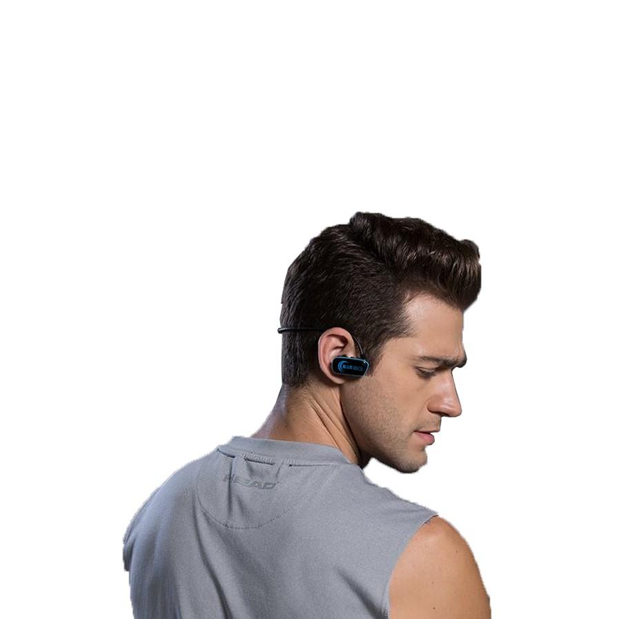 Bluvoice bluetooth swimming headset